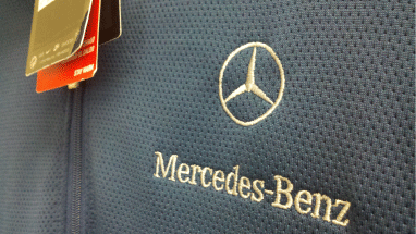 Embroidery westchester screen printing bergen county nj for Mercedes benz larchmont service