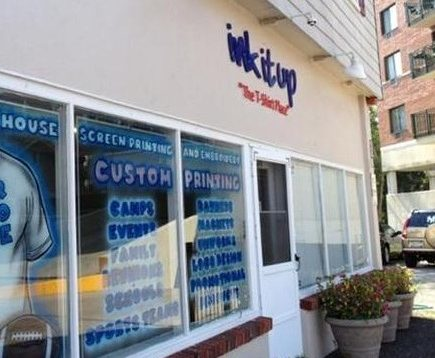 Custom Embroidery Westchester Screen Printing Mamaroneck Ny